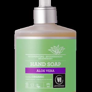 Urtekram Regenerační tekuté mýdlo na ruce s aloe vera BIO (380 ml)