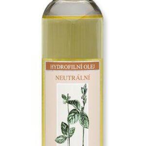 Nobilis Tilia Hydrofilní olej neutrální (200 ml) - vhodný k odličování a šetrnému mytí
