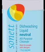 Sonett Prostředek na nádobí / Univerzální čistič Neutral (500 ml)