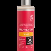 Urtekram Rozmazlující růžový sprchový gel BIO (250 ml)