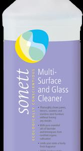 Sonett Čistič na sklo a hladké povrchy (1 l)