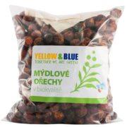 Yellow&Blue Mýdlové ořechy na praní (1 kg) - v bio kvalitě