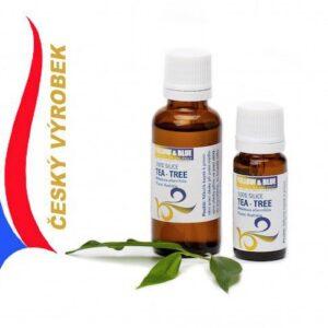 Yellow&Blue Tea tree silice (10 ml) - přírodní éterický olej
