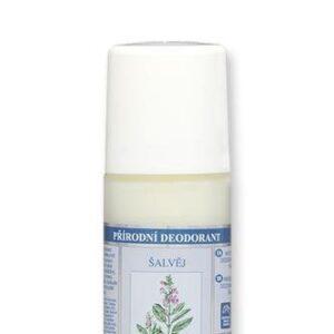 Nobilis Tilia Deodorant roll-on - šalvěj (50 ml) - s unikátním pozvolným účinkem