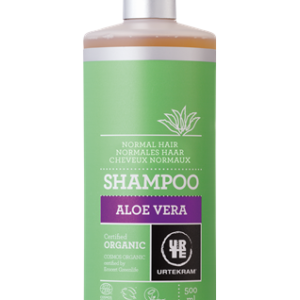 Urtekram Šampon s aloe vera pro normální vlasy BIO (500 ml)