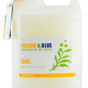 Yellow&Blue Gel na nádobí (5 l) - z mýdlových ořechů v biokvalitě
