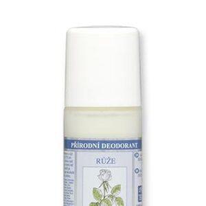 Nobilis Tilia Deodorant roll-on - růže (50 ml) - s unikátním pozvolným účinkem