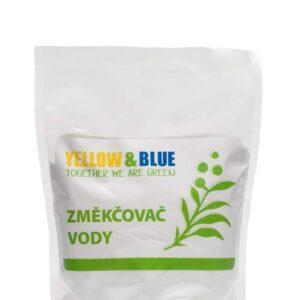 Yellow&Blue Změkčovač vody (sáček 850 g) - pro účinné praní v tvrdé vodě