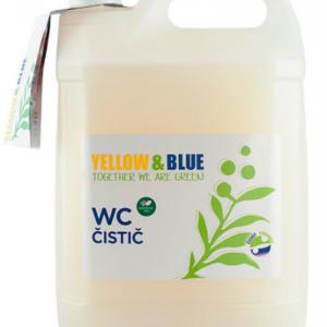 Yellow&Blue WC čistič (5 l) - s kyselinou citronovou
