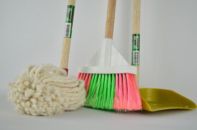 Přírodní čistící prostředky