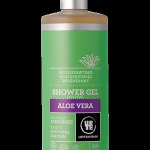 Urtekram Regenerační sprchový gel s aloe vera BIO (500 ml)