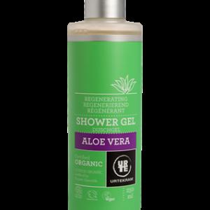 Urtekram Regenerační sprchový gel s aloe vera BIO (250 ml)
