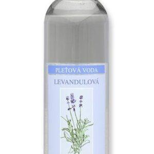 Nobilis Tilia Pleťová voda levandulová (200 ml) - i pro velmi citlivou a zánětlivou pleť