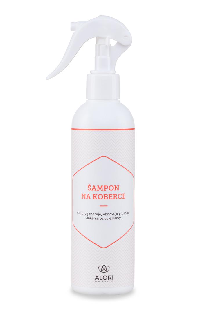 Šampon na koberce