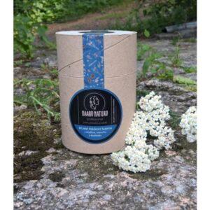 Haaro Naturo Práškový šampon proti lupům (150 g) - z mydlice