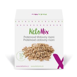 KetoMix Proteinové těstoviny risoni (10 porcí) 300 g